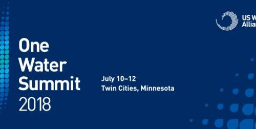 Join us at the One Water Summit