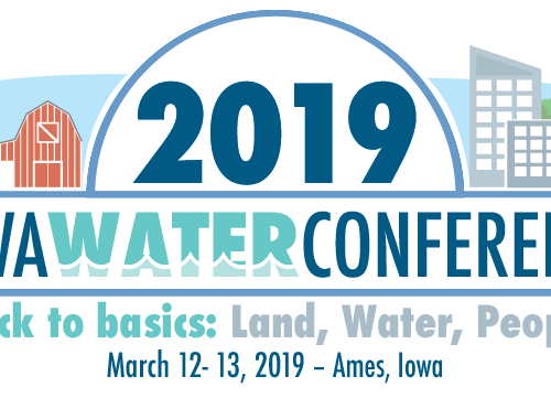 Call for abstracts for 2019 Iowa Water Conference now open