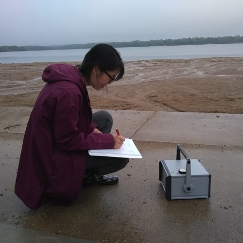 Leung Selected as a Recipient for the Iowa Water Center's Institute Research Grant Competition